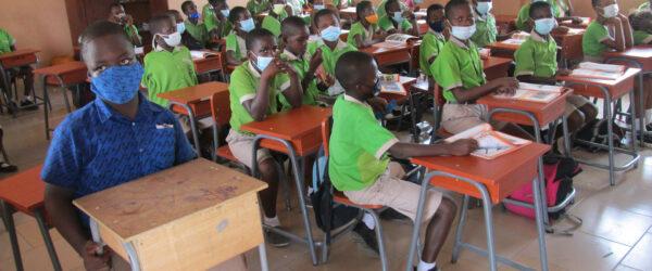 La unión nos hace más fuertes: Alianzas por el desarrollo en Ashalaja, Ghana